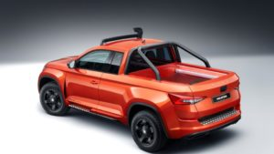 SKODA Mountiaq Adventurous Spirit
