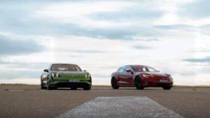 Tesla VS Porsche o Marconi VS Tesla